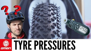 6. Mountain Bike Tyre Pressures – Everything You Need To Know