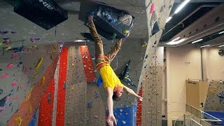 Fredrik Has Joined The 8c Sport Climbing Fight!! by Eric Karlsson Bouldering