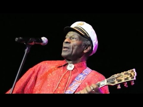 Download Rock 'n' roll legend Chuck Berry dead at 90 HD Mp4 3GP Video and MP3