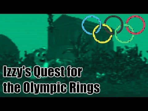 Izzy's Quest for the Olympic Rings SNES - Retro Olympics 2016