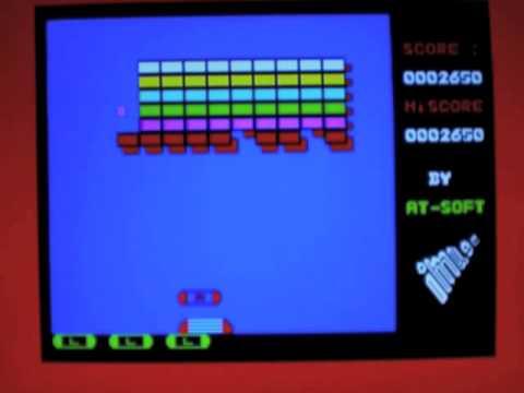 SHARP MZ-800 Games & Demos (Part #1/3)