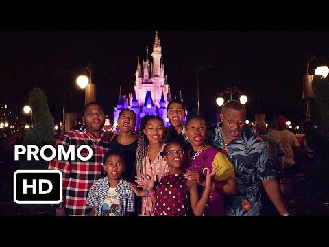 Black-ish Season 3 (Promo 'Disney World')