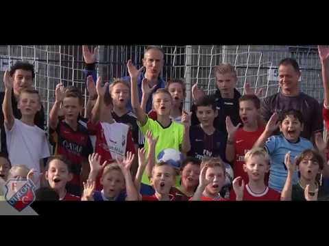 FC Utrecht on Tour bij vv 't Goy