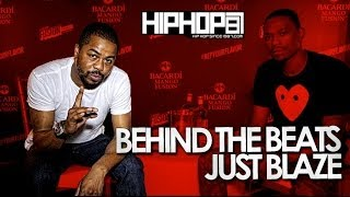 HHS1987 Presents Behind The Beats: Just Blaze
