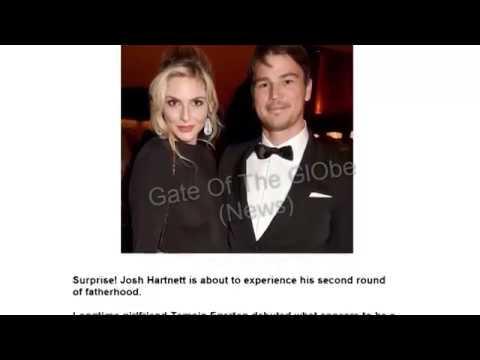 Josh Hartnett Is Expecting Baby No  2, Girlfriend Tamsin Egerton Debuts Bump at 2017 Oscars After Pa