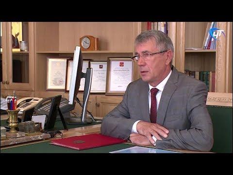 Глава Крестецкого района объяснил губернатору, почему жители недовольны работой чиновников