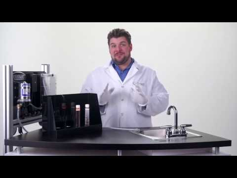 ec-H20 NanoClean Demonstration