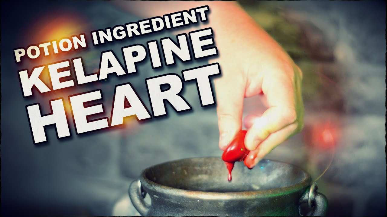 What Is A Kelapine Heart? Potion Ingredient