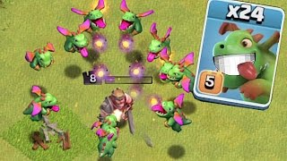 GET BLASTED!!🔸NEW BABY DRAGON EVENT!!🔸Clash of clans