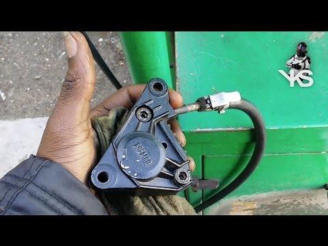 comment debloquer un frein a main