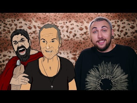 +100500 - Император Леонид Сжёг Автокран (видео)