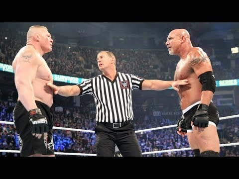 WWE 21 February 2019 Brock Lesnar Goldberg and Undertaker on Raw for Royal Rumble 2017