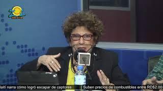 El Equipo de #ElSoldelaTarde comentan detención de banda de dominicanos en Chile