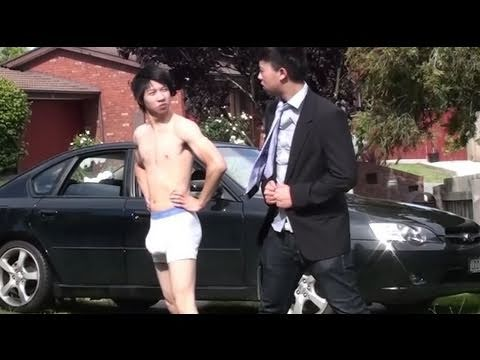 Asian News Parody.