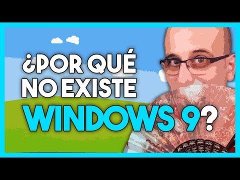 ¿Porque no existe Windows 9?
