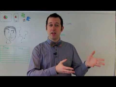 Mobile App vs Web - HTML5 Hybrid vs. Native vs. Mobile Web - Whiteboard Wendesday (видео)