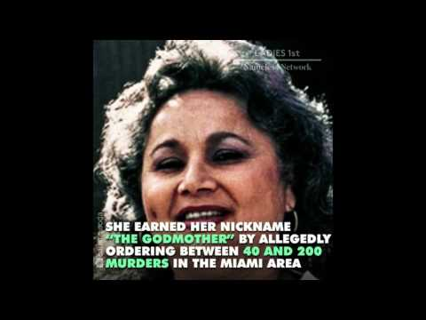 """Griselda Blanco Known as the """"Black Widow"""" Godmother of Cocaine"""