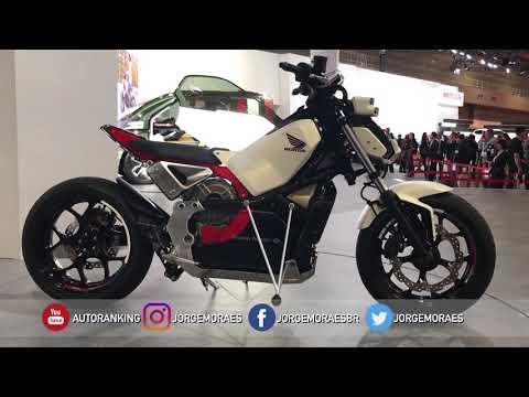 [AUTO MOTOR]  Futuro e presente se encontram no Tokyo Moto Show