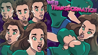 WEB TRANSFORMATION TG 7: https://youtu.be/IsrA1CPCQwQ 300 Likes on the video WEB TF/TG 7 for another video ( Web ...