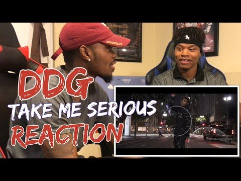 """DDG """"Take Me Serious"""" (WSHH Exclusive - Official Music Video) - REACTION"""