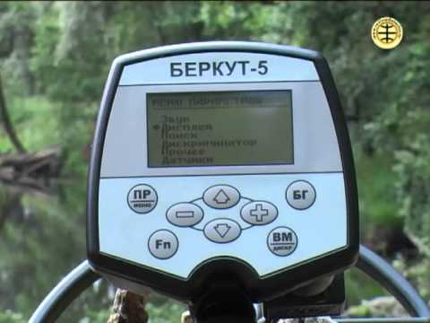 АКА Беркут 5, дисплей