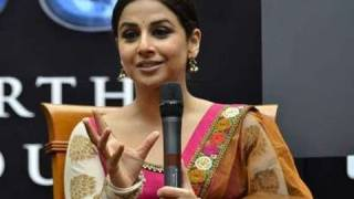 Vidya Balan at 'The Dirty Picture' DVD launch