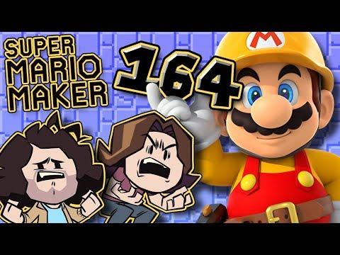 Super Mario Maker: Celebs - PART 164 - Game Grumps (видео)