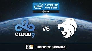 Cloud9 vs North - IEM Katowice - Group B - de_cobblestone [ceh9, CrystalMay]