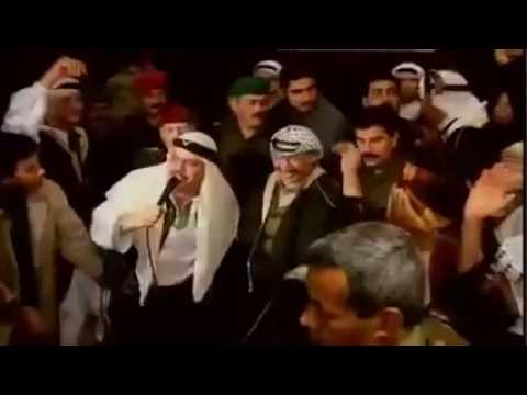 اللحظات الاولى لعودة الرئيس الشهيد القائد ياسر عرفات إلى غزه قبل 23 عام