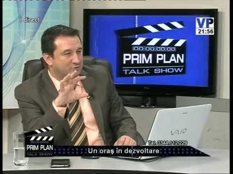 Emisiunea Prim Plan – Marian Machițescu – 26 noiembrie 2014