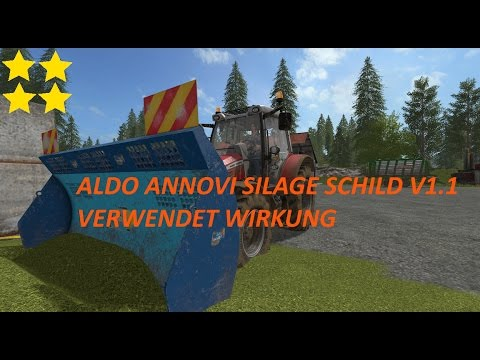 Aldo Annovi silage shield v1.1 used effect