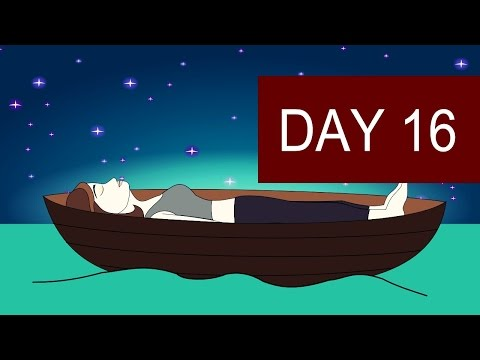 Guided Sleep Meditation and Hypnosis for Insomnia – Fall Asleep Fast – Day 16