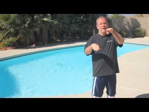 how to detect leak in pool