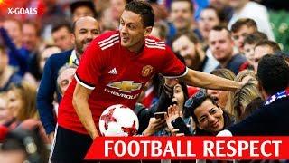 Video ⚽ FOOTBALL RESPECT 2018 ❤ SPECIAL MOMENTS • BEAUTIFUL TIMES MP3, 3GP, MP4, WEBM, AVI, FLV Juli 2019
