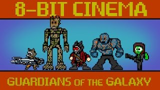 Guardians of the Galaxy 8-Bit
