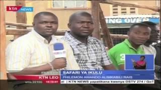 Juhudi za mkaazi wa Kisumu yampa nafasi ya kukutana na rais Uhuru na kuahidiwa kazi