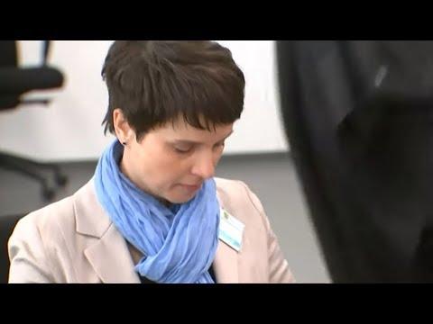 Geldstrafe: Ex-AfD-Chefin Petry wegen fahrlässigen  ...