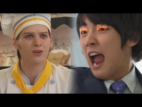 Jung Hyuk nổi điên khi thấy trai tây tán tỉnh Sekyung mà mình không hiểu nói gì - Thời lượng: 7:50.