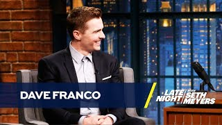 Video Dave Franco's Wife Alison Brie Was Totally Cool with His On-Set Threesome MP3, 3GP, MP4, WEBM, AVI, FLV Maret 2019