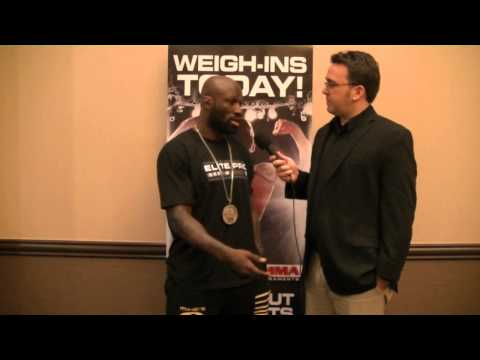 Bellator 90 Pre-Fight Interview: King Mo