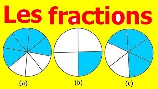 Maths 6ème - Fractions Exercice 1