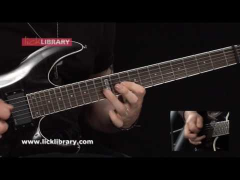 Learn To Play Zakk Wylde – No More Tears – Solo Performance Guitar Lessons with Andy James