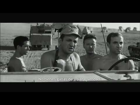Película - UN TAXI POUR TOBROUK con subtítulos en español por TV5MONDE Latina