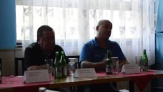 SETKÁNÍ: Povídání na téma kvalifikačních účastí táborské party a posledního krůčku