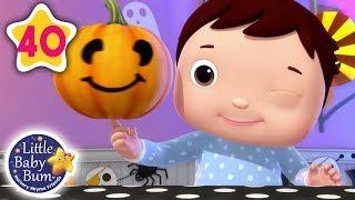 Video Let's Carve a Pumpkin Halloween Special | Halloween Songs For Kids | Little Baby Bum MP3, 3GP, MP4, WEBM, AVI, FLV Oktober 2018