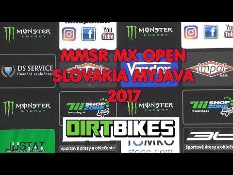 MMSR MX OPEN SLOVAKIA MYJAVA 1..