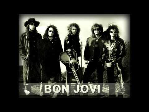 """bon jovi - """"runaway"""" 1983"""