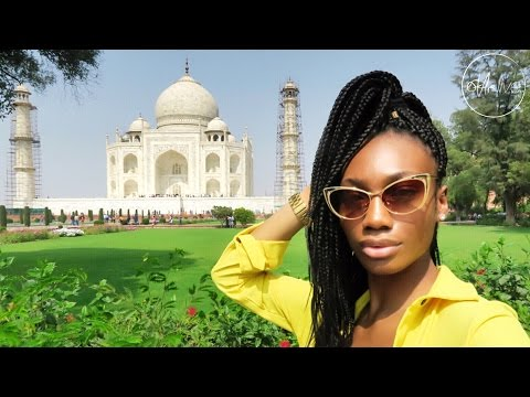 Download VLOG | (INDIA PT 1) PEOPLE STARE... ALOT! & TRIP TO THE TAJ MAHAL HD Mp4 3GP Video and MP3