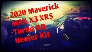 10. 2020 Can Am Maverick Max X3 XRS Turbo RR