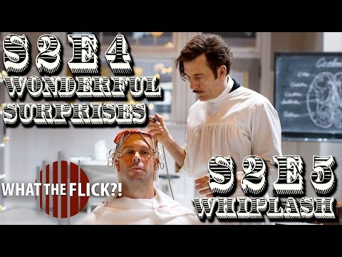 "The Knick ""Wonderful Surprises"" & ""Whiplash"" (S2E4&5) Review"